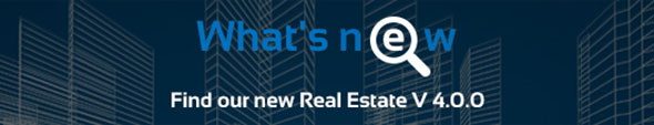 Real Estate V 4.0 Release