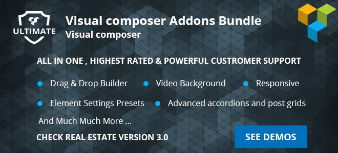 Visual Composer Addons